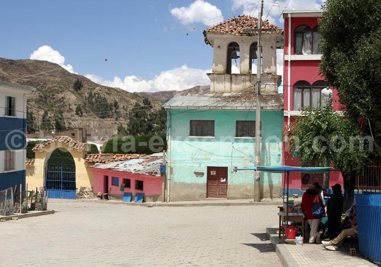 Village de Palca