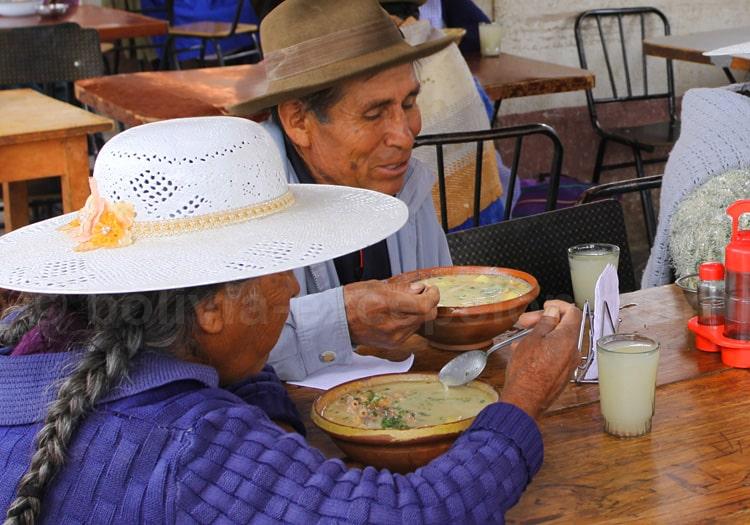 Chairo, La Paz