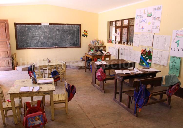 L'éducation en Bolivie