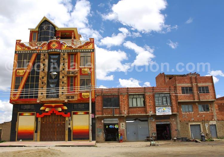 Quartier El Alto, La Paz