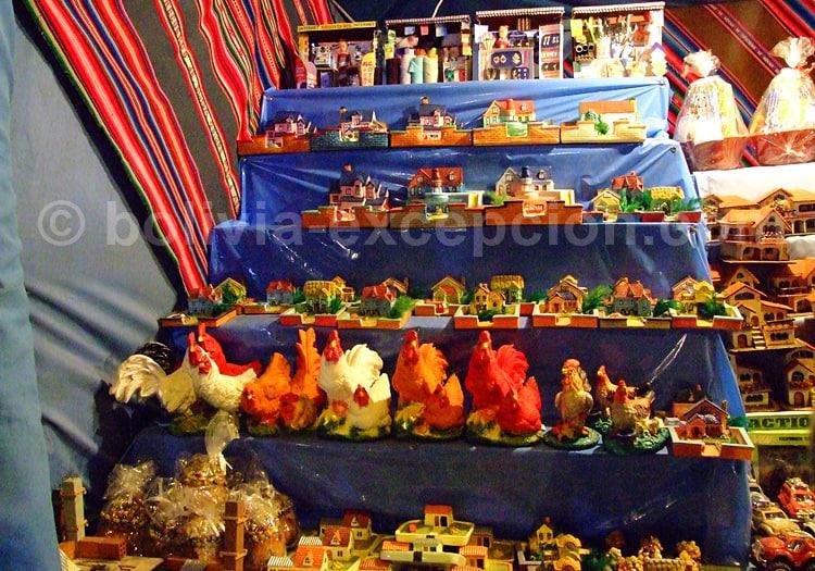 Fiesta Alasitas, La Paz