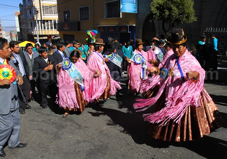 Fiesta Gran Poder, La Paz