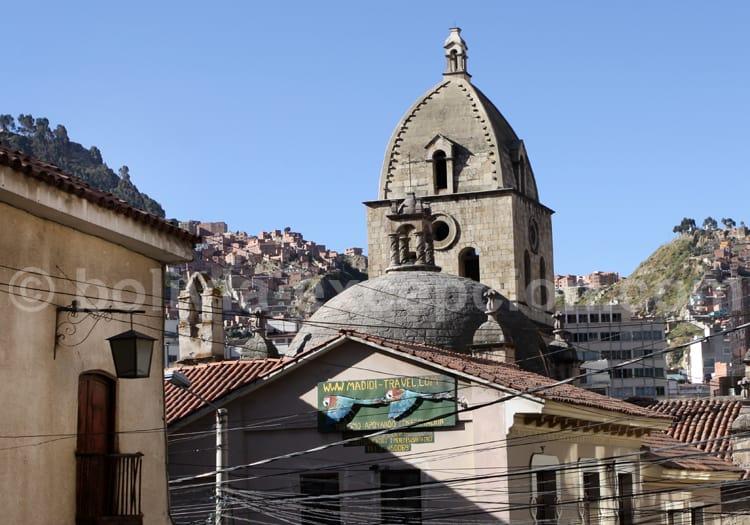 Histoire de La Paz