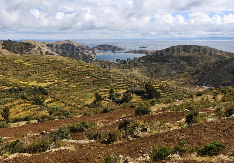 Challa et Challapampa, Isla del Sol