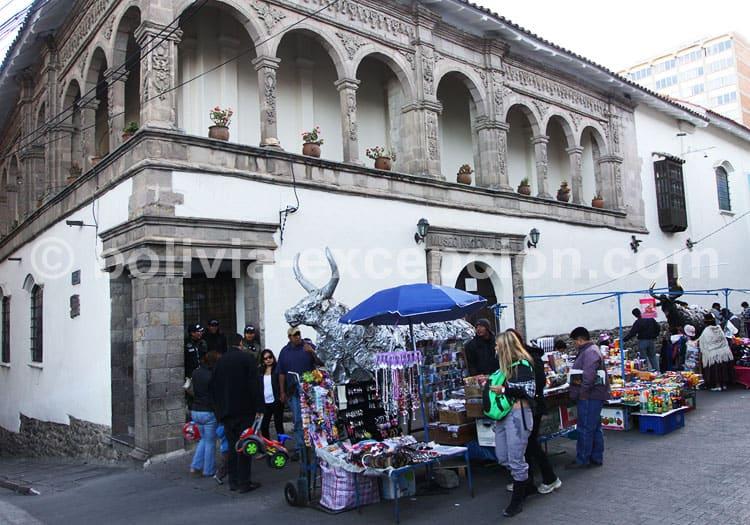 Musée de Artes, La Paz