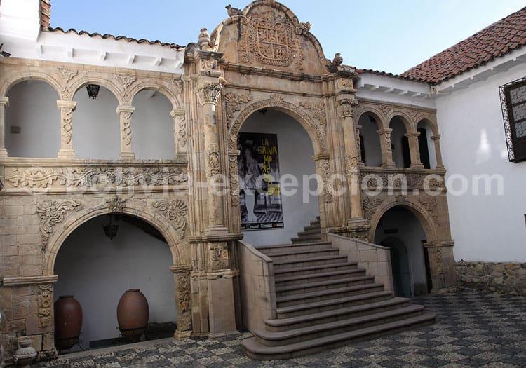 Musée national d'Ethnographie et Folklore, La Paz