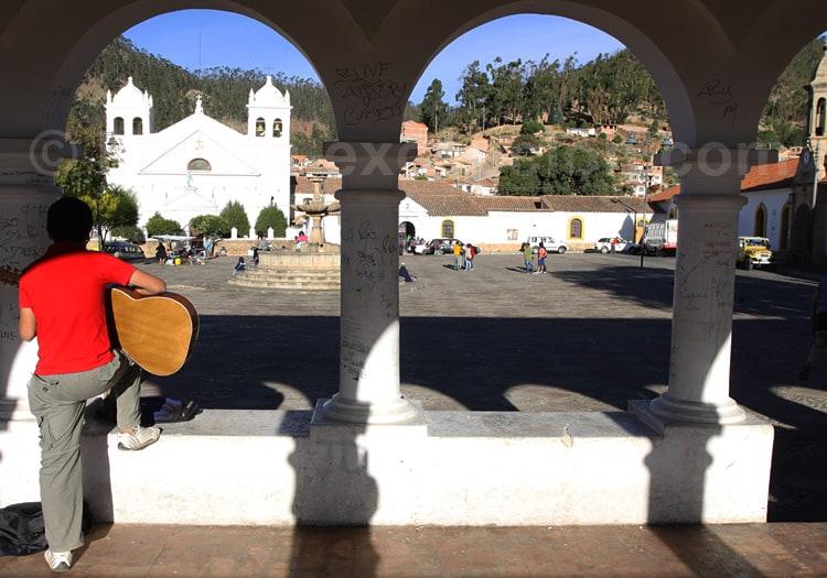 Place de La Recoleta, Sucre