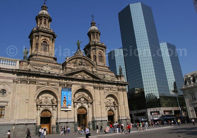 Place d'Armes, Santiago du Chili