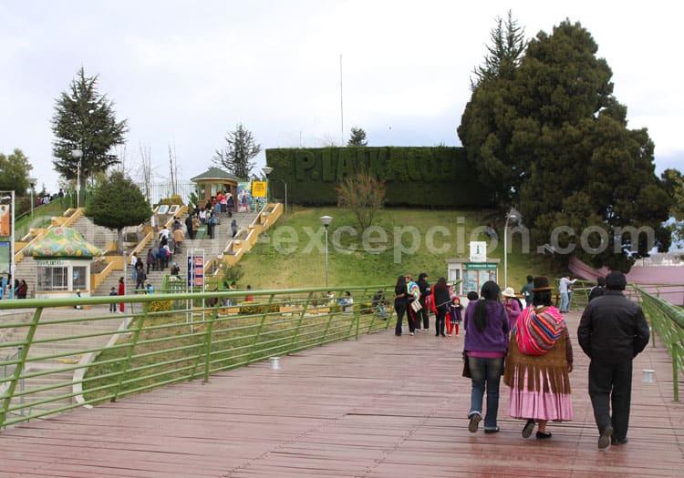 Parc Urbano Central, La Paz
