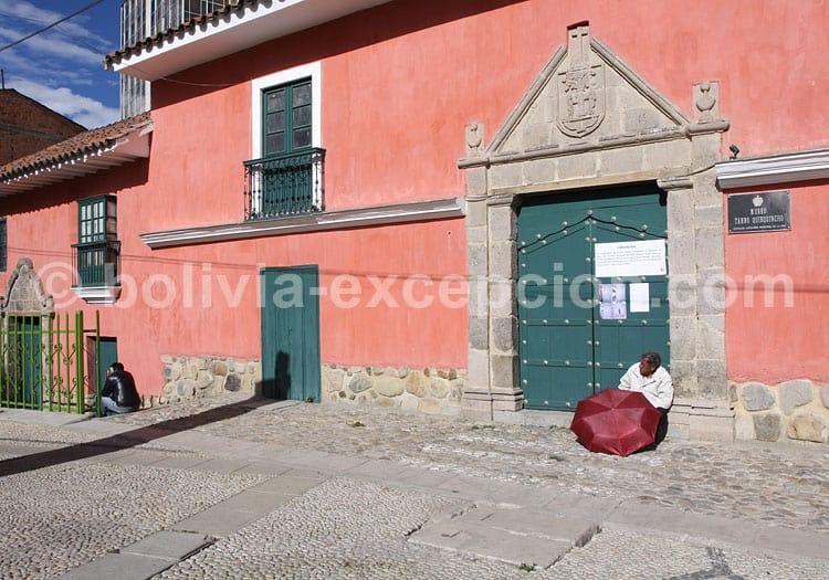 Musée Tambo Quirquincho, La Paz