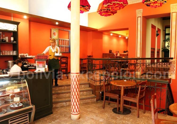 Quels restaurants à La Paz ?