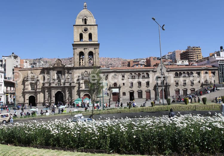 Église de San Francisco, La Paz
