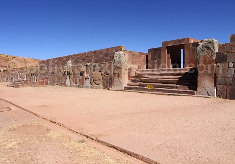Porte du Soleil, site de Tiwanaku