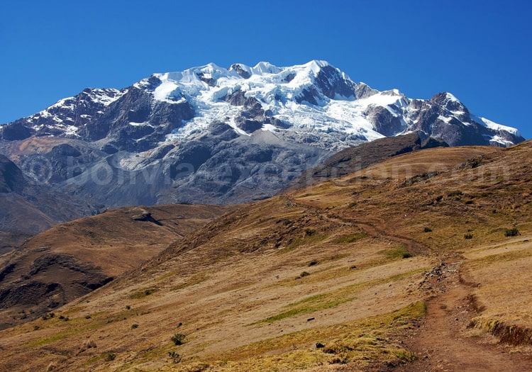 Sorata, village du département de La Paz