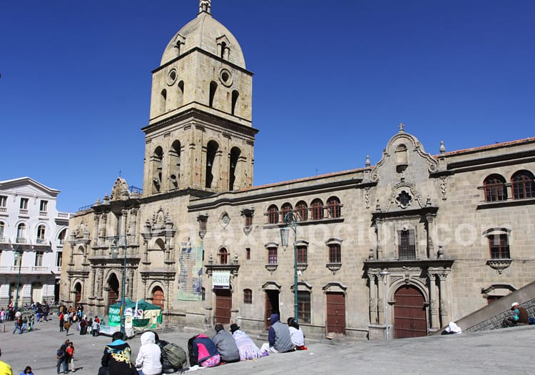 Eglise de San Francisco, La Paz