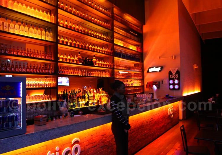 Mandarina Lounge, Cochabamba