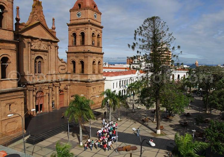 Cathédrale de Santa Cruz de La Sierra