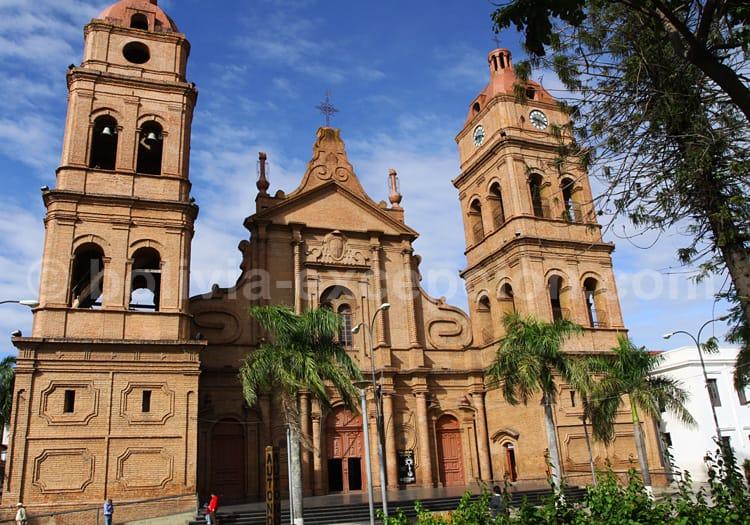 Basilique San Lorenzo, Santa Cruz de La Sierra