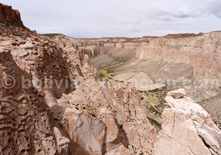 Canyon de La Cascada, Lipez