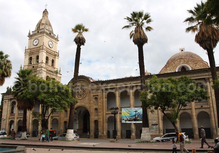Cathédrale de Cochabamba, Bolivie