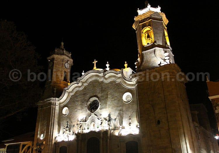 Cathédrale de Potosí