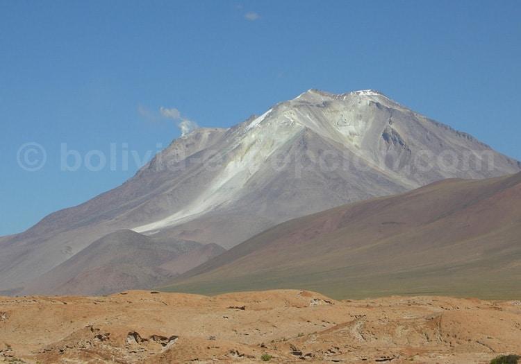 Cerro Uturuncu, 6.008 m