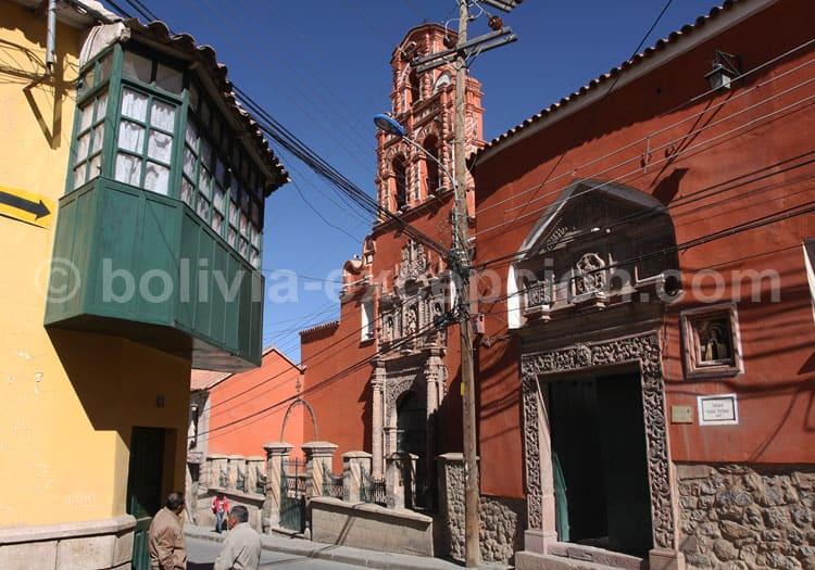 Musée couvent de Santa Teresa, Potosi
