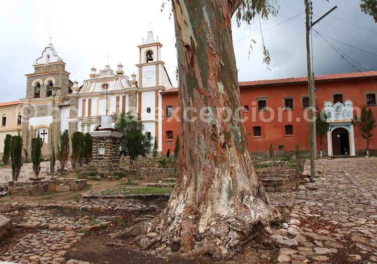 Couvent San José de Tarata, Cochabamba