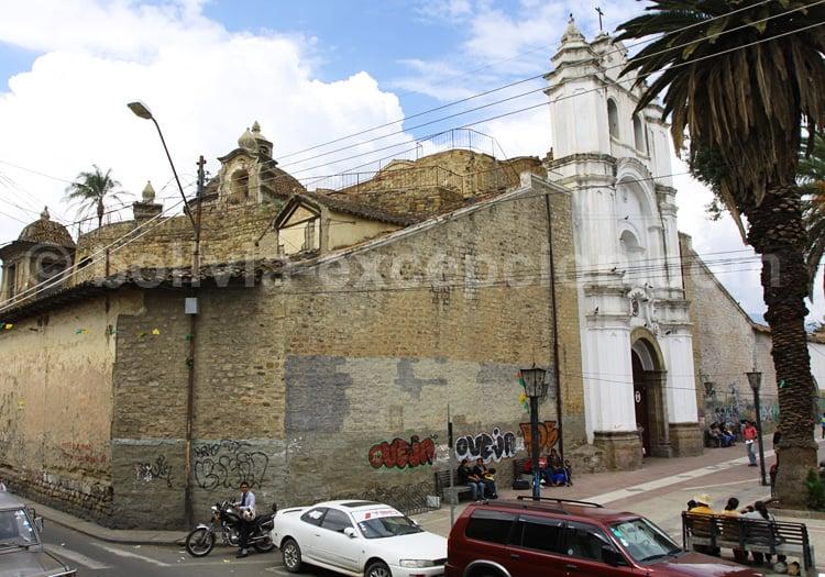 Couvent Santa Teresa, Cochabamba
