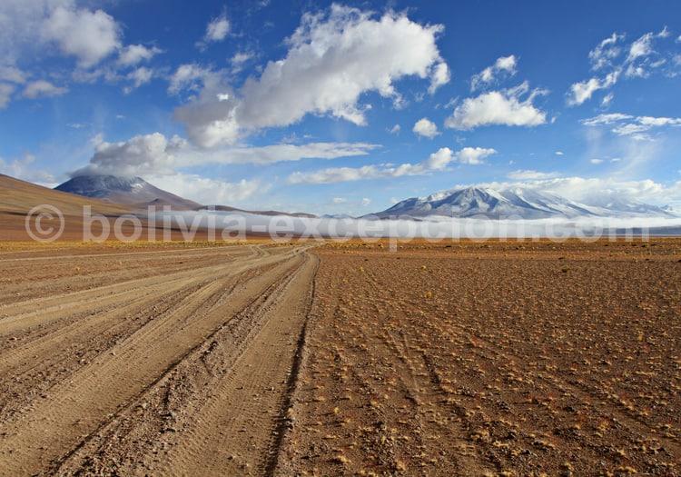 Traversée du désert de Siloli