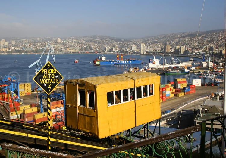 Visite de Valparaiso