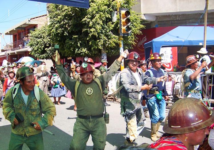 Fiesta de Urkupiña, Cochabamaba