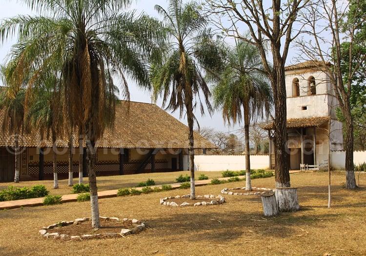 Fondation des missions jésuites de la Chiquitania