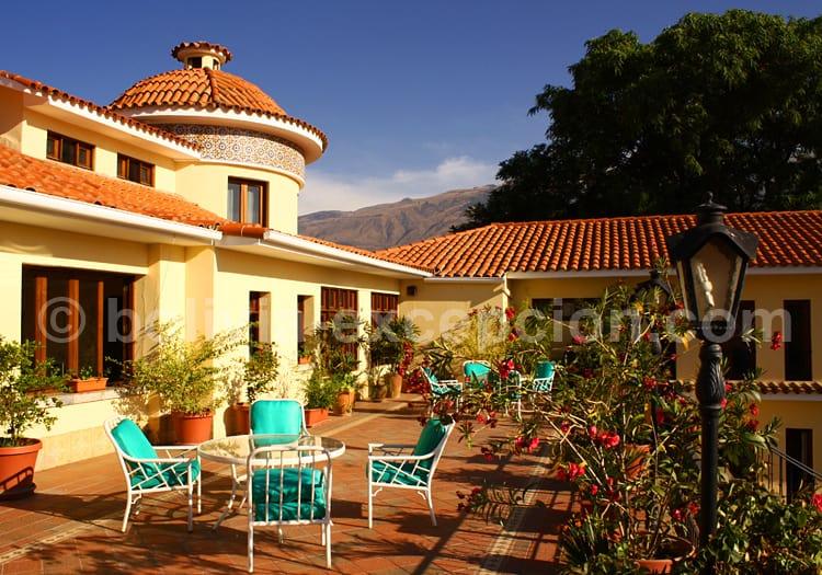 Hôtel Aranjuez, Cochabamba
