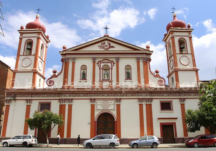 Eglise Hospicio, Cochabamba