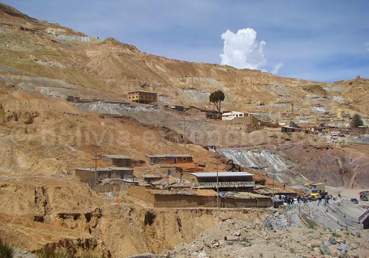 Coopérative minière de Potosi
