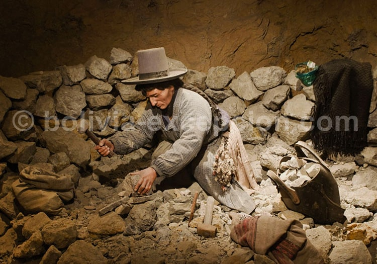 Musée Historique Minier Diego Huallpa
