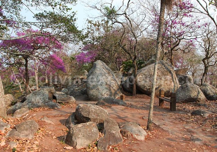 Piedra de Los Apóstoles, San Javier de Chiquitos