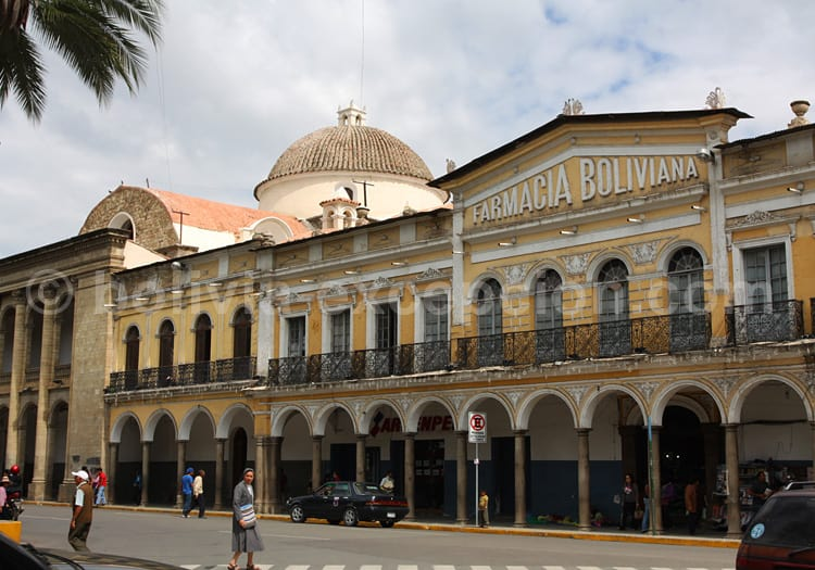 Place du 14 Septembre, Cochabamba