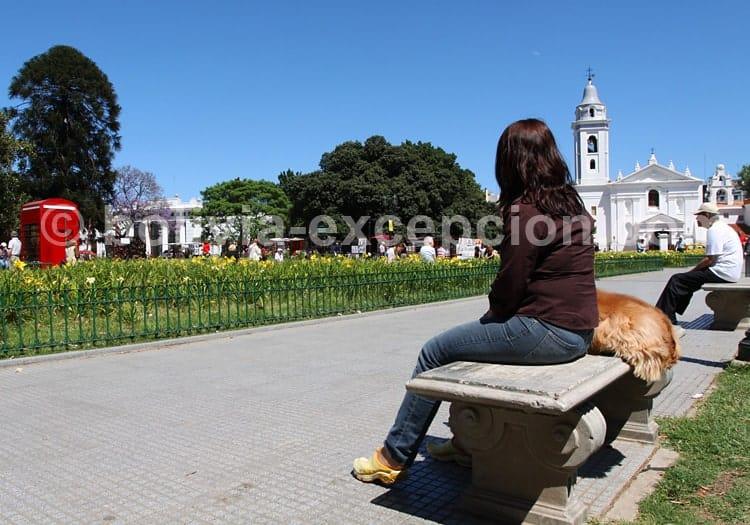 Visite de Recoleta, Buenos Aires