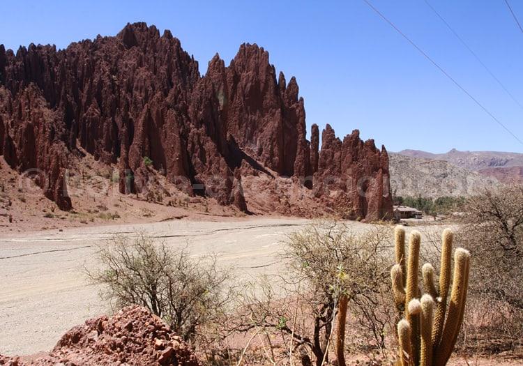 Quebrada Palala, Tupiza