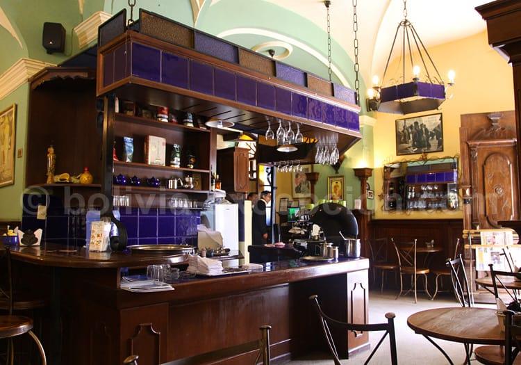 Café de Paris, Cochabamba