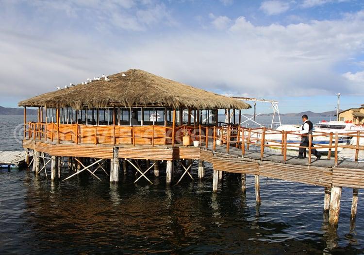 Où manger au lac Titicaca, Inca Utama