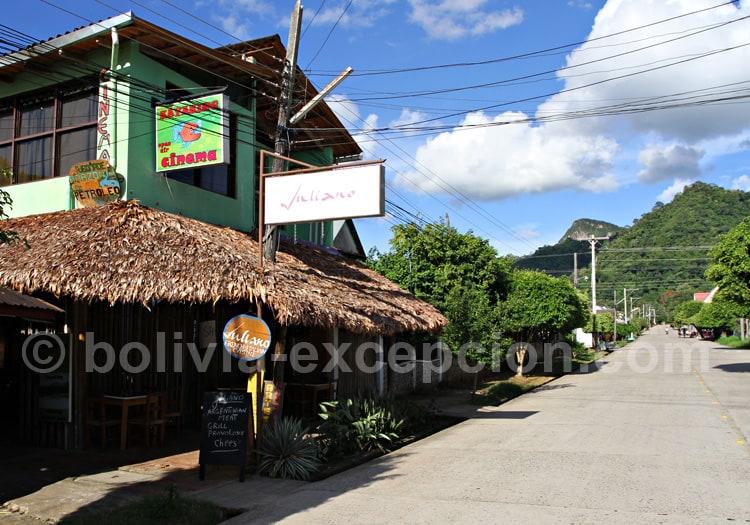 Restaurant Juliano, Rurrenabaque