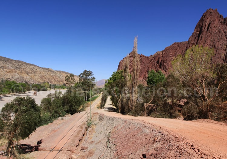 Route de Butch Cassidy and The Sundance Kid, Tupiza