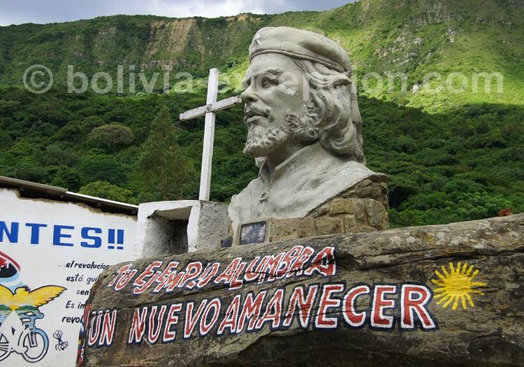 Route du Che, Bolivie