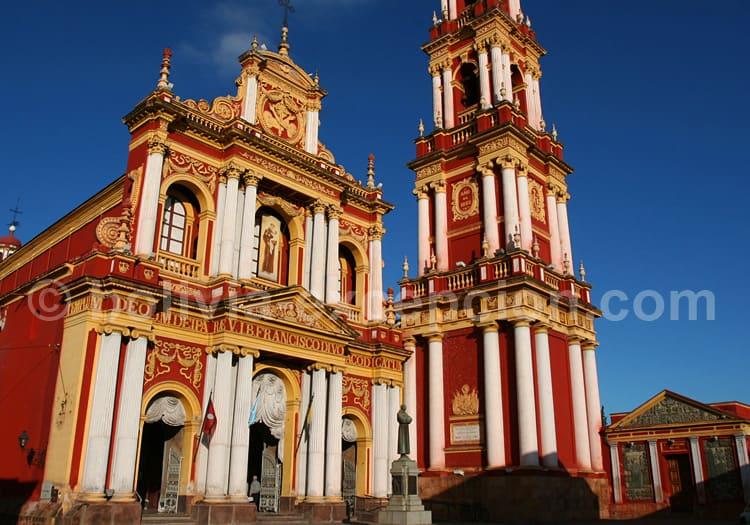 Découverte de l'église San Francisco, Salta La Linda