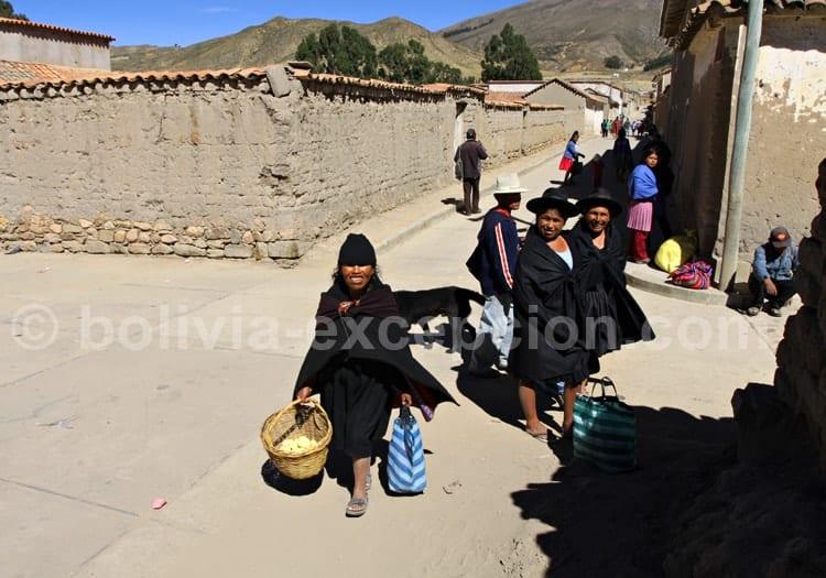 Rencontres entre Potosi et Uyuni