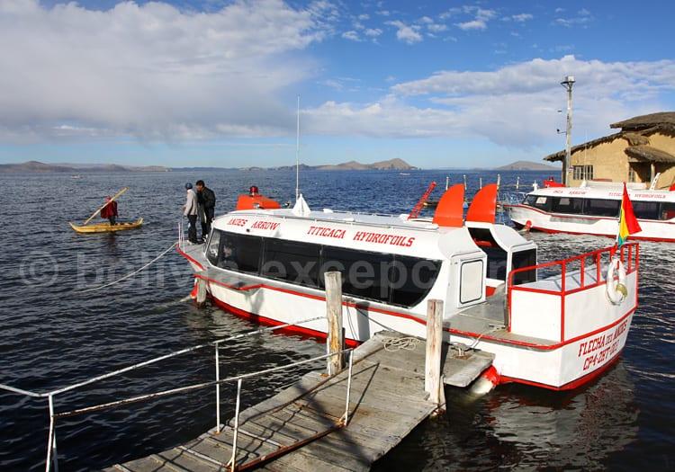 Comment se rendre au lac Titicaca
