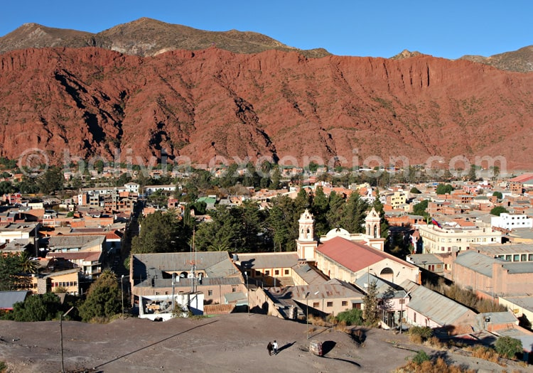 Tupiza, région de Potosí